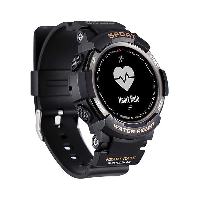 Amazon.com: New No.1 F6 Smartwatch, IP68 Waterproof ...