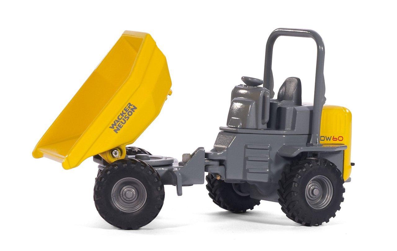 Wacker Neuson Dumper Dw60 SIKU 3509 Echelle 1//50