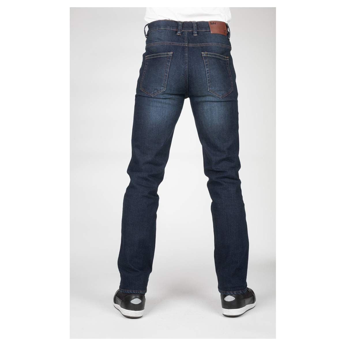 Bull-it Tactical SP75 Icon Easy Fit Blue Motorcycle Jeans