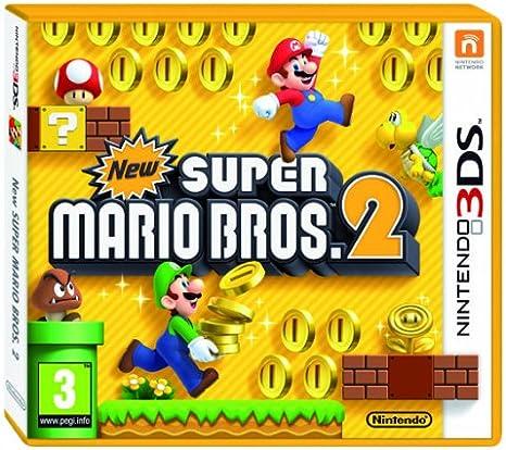 New Super Mario Bros 2: Amazon.es: Videojuegos