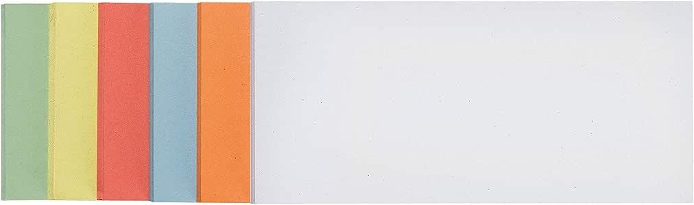 color rojo 105 x 95 mm Franken Incluso antiadherente Extremo/ /Tarjetas de moderaci/ón