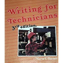 Writing for Technicians