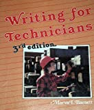 Writing for Technicians, Barnett, Marva T., 0827328338