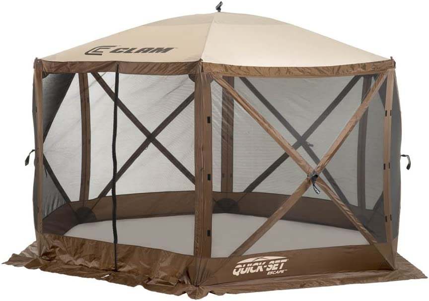 Quick set escape shelter canopy tent