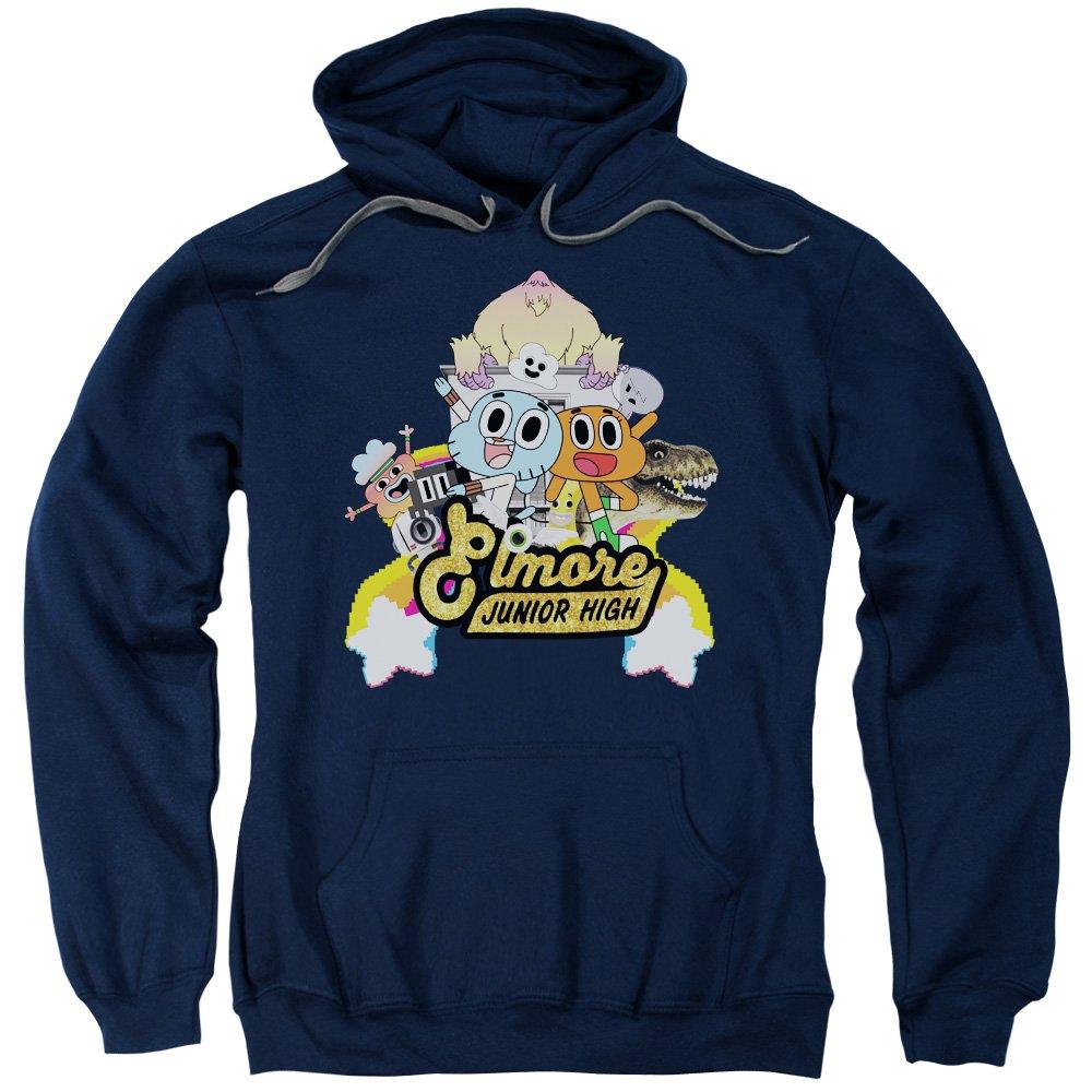 Amazing World Of Gumball - - Elmore Junior High Pullover für Männer