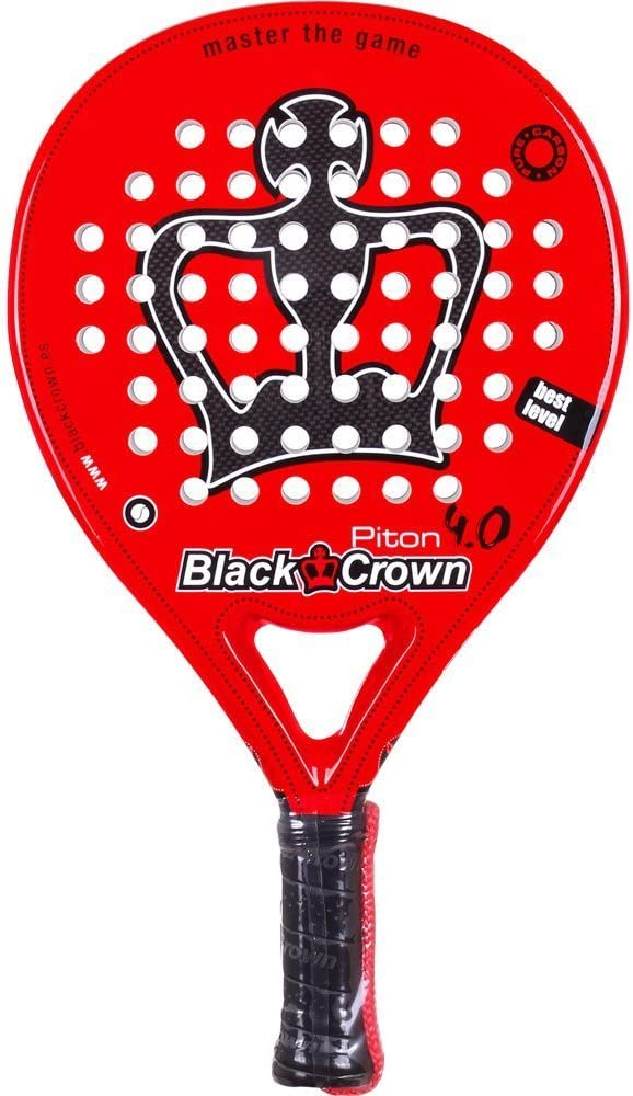 Black Crown - Pala de pádel Piton 4.0: Amazon.es: Deportes y aire ...