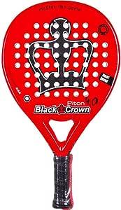 Black Crown - Pala de pádel Piton 4.0: Amazon.es: Deportes y aire ...