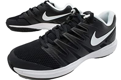 the latest 2a8f9 38c03 Nike Air Zoom Prestige HC, Chaussures de Tennis Homme, Weiß (WhiteBlack