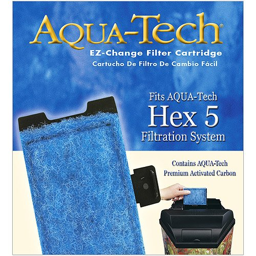 Hex Aquarium Filter - 1