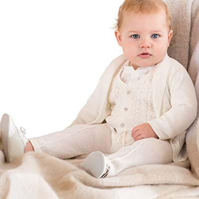 Boys Christening Suit - The Luca Collection By Baby Beau & Belle
