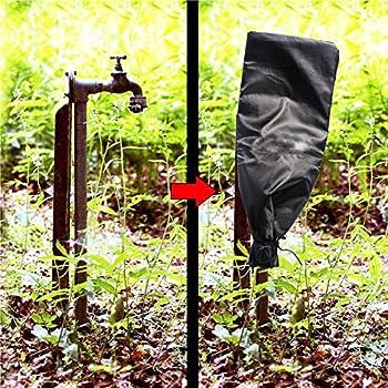 Amazon Com Garden Faucet Cover Outside Faucet Frost
