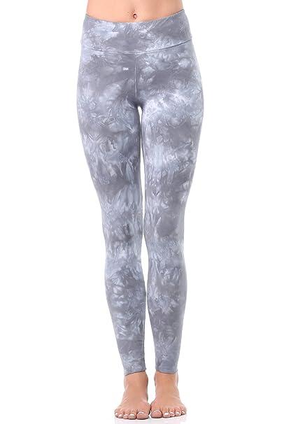 57b5c0e946f407 LVR Tie Dye Basic Legging Womens Active Organic Yoga Leggings: Amazon.ca:  Clothing & Accessories