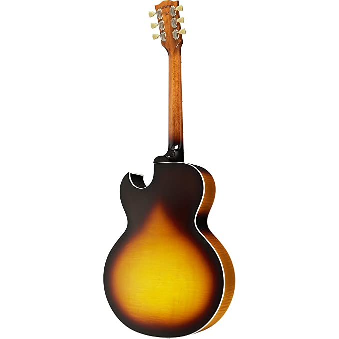 Gibson es-175 Classic Sunburst - Guitarra eléctrica, Vintage: Amazon.es: Instrumentos musicales