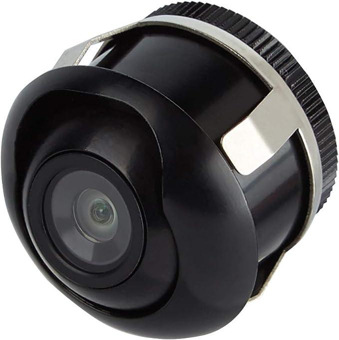 Cicmod Mini Rückfahrkamera Auto Hd Universal Rückansicht Kamera 360 Drehbarer Einparkhilfe Nachtsicht Wasserdicht Weitwinkel Auto