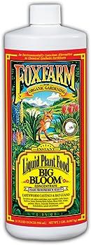 FoxFarm Big Bloom Liquid Concentrate Plant Fertilizer