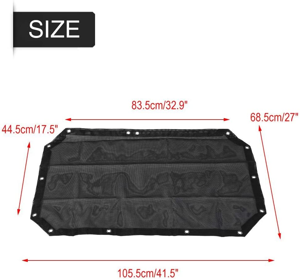 Towing Eye Cover Primed M-Sport Compatible With 3 Series F30 F31 2012- Trade Vehicle Parts BM5055