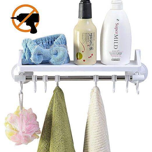 ✨ Soporte de baño de Acero Inoxidable para Ducha ...