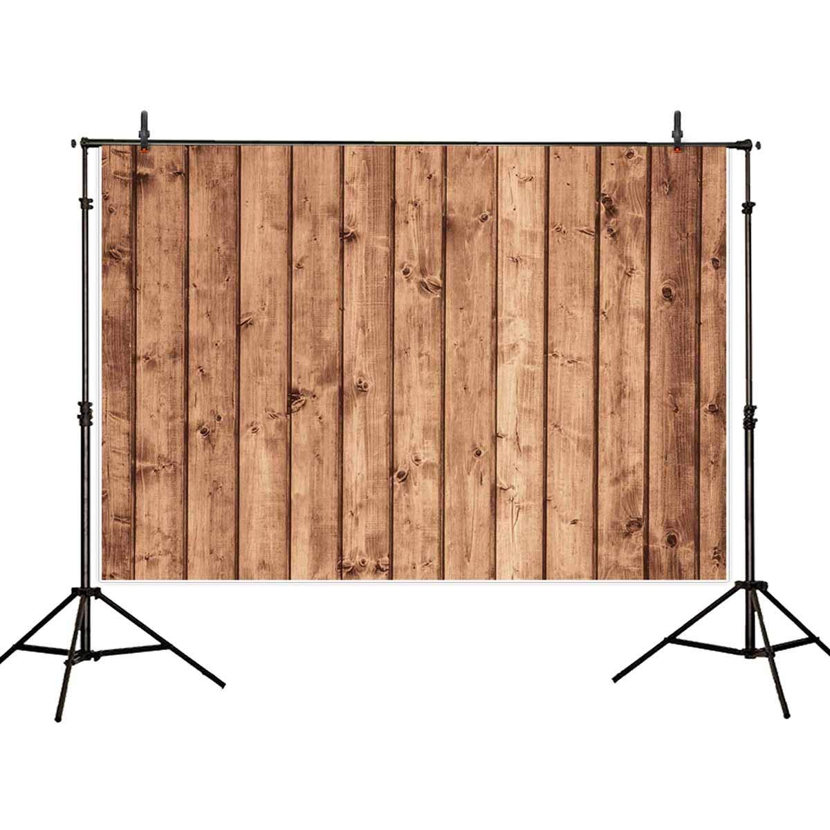 Allenjoy 7×5フィート ビニール写真背景 木製写真背景 背景 木製背景 7ft by 5ft thin vinyl style04 B07H28Q583