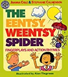 img - for The Eentsy, Weentsy Spider: Fingerplays and Action Rhymes by Joanna Cole (1991-09-20) book / textbook / text book