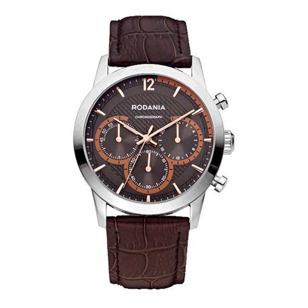 RODANIA Energy Turbo Reloj DE Hombre Cuarzo ANALÓGICO Correa DE Cuero 26166.27: Amazon.es: Relojes