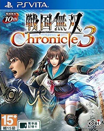Sengoku Musou Chronicle 3 [PlayStation Vita] [Chinese Sub]