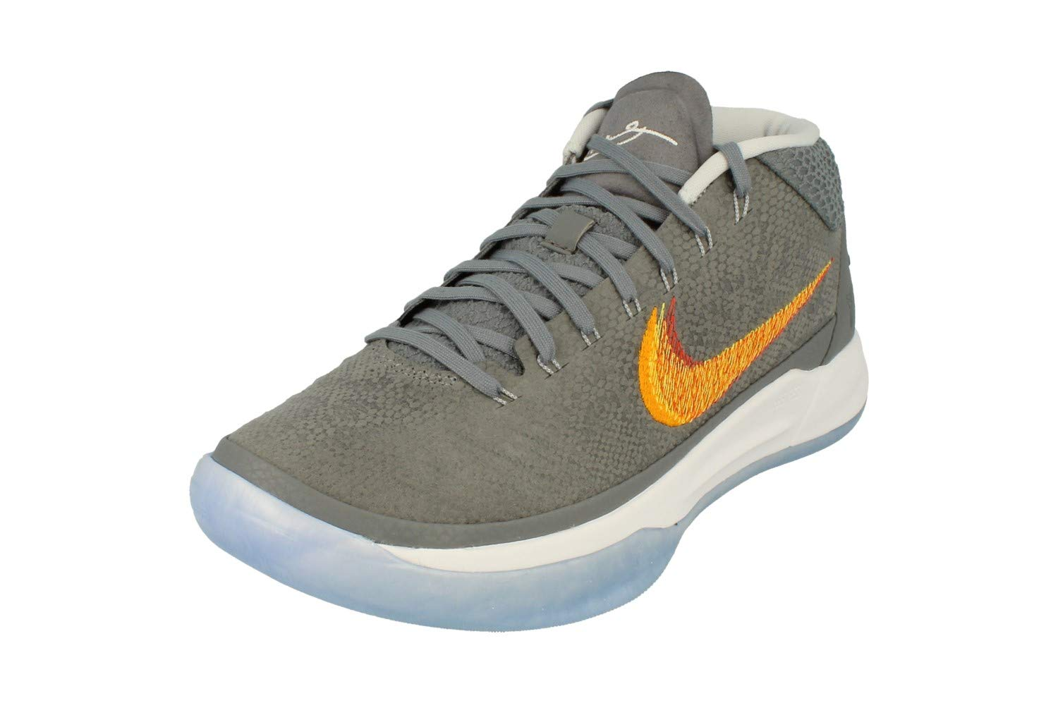 buy online 5358a 8f5ad Amazon.com  Nike Kobe AD Mens Basketball Trainers 922482 Sneakers Shoes (UK  7 US 8 EU 41, Chrome red 005)  Sports   Outdoors