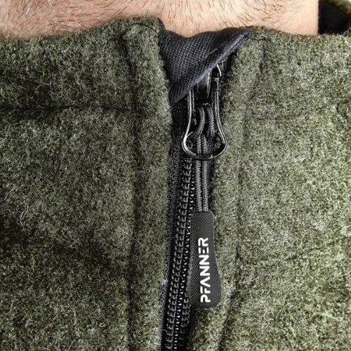 Pfanner Aus Merinowolle Warme Jacke Wooltec ZPiTXuOk