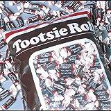 Black Chocolate Tootsie Rolls (360 Pieces)