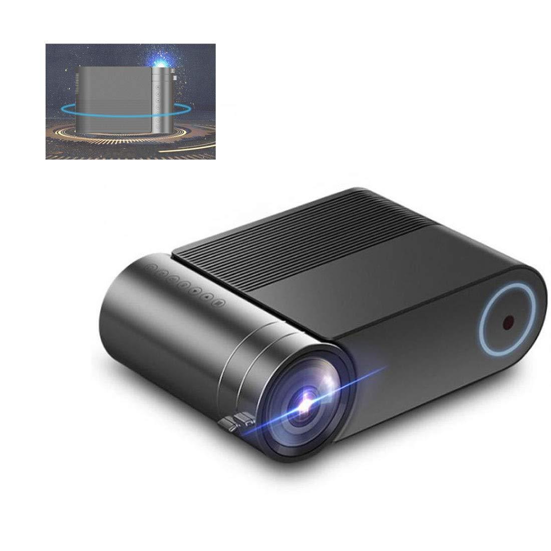 GJZhuan YG420 Mini LED 720P Proyector Nativo 1280x720 Portátil ...