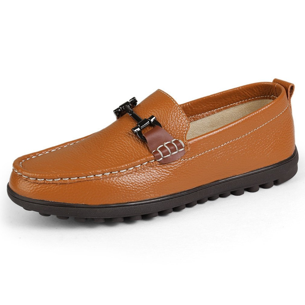 Feidaeu - Slippers Hombre 38 EU|marrón Zapatos de moda en línea Obtenga el mejor descuento de venta caliente-Descuento más grande