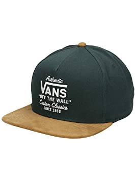 Vans Fiske Snapback -Fall 2018-(VN0A36IAYFQ1) - Sequoia - One Size