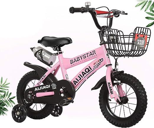 SONG Bicicleta para niños Bici del Bebé For Los Niños Bicicleta De ...