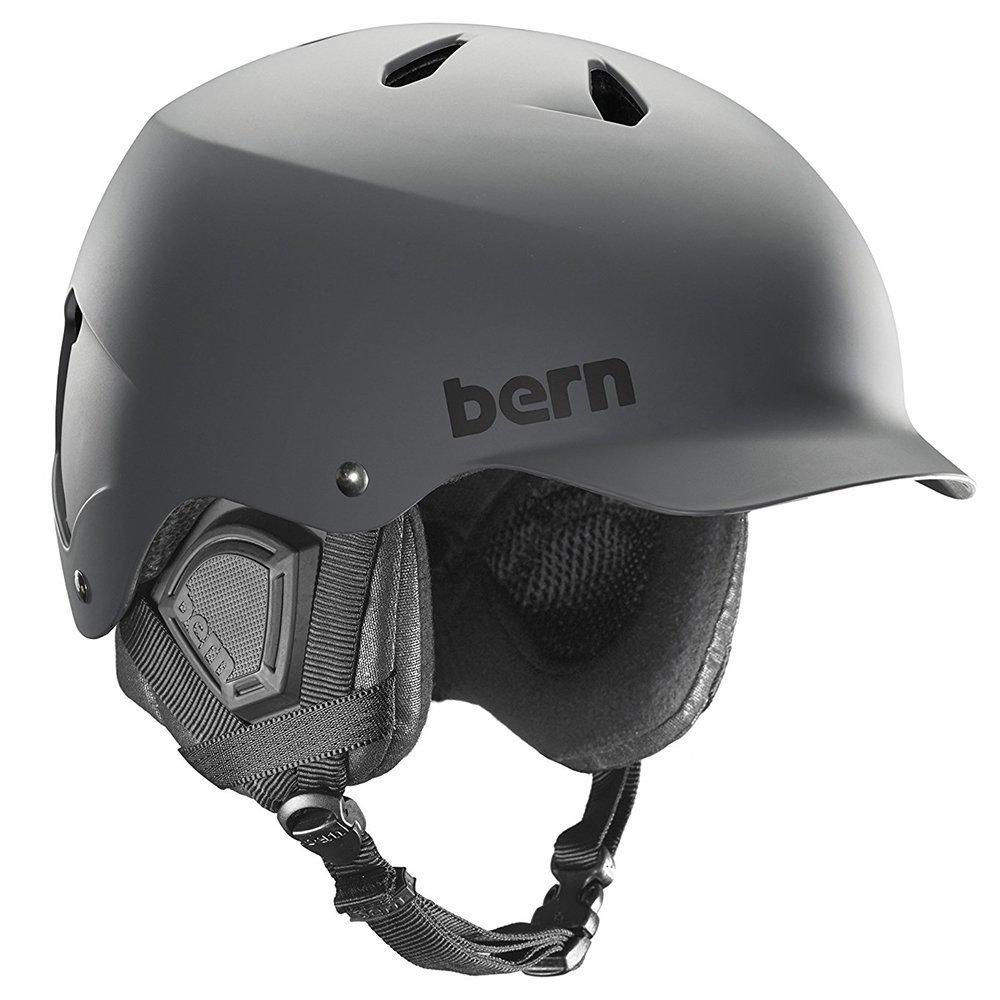 カウくる BERN (バーン) GREY WATTS DELUXE ヘルメット HARD メンズ XXL ウィンター モデル HARD HAT アクションスポーツ B0764ZSLD3 XXL|MATTE GREY MATTE GREY XXL, 全国うんまいもん倶楽部:fea45e1d --- a0267596.xsph.ru