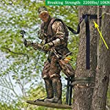 Boaton Safety Harness Tree Strap, Quick Connect