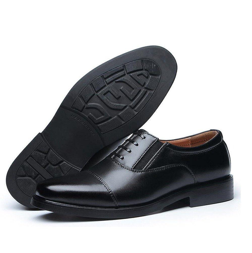 Zapatos De Cuero Cuero Cuero para Hombres Vestido Clásico Zapatos Militares para Empresas dc4f2e
