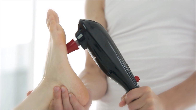 Pure-Wave CM7 Cordless Massager Body plus Facial (Dual Mode) for Foot, Legs, Neck, Back, Shoulders