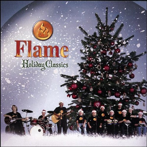 Classic Flame Santa - Santa Claus Is Coming to Town