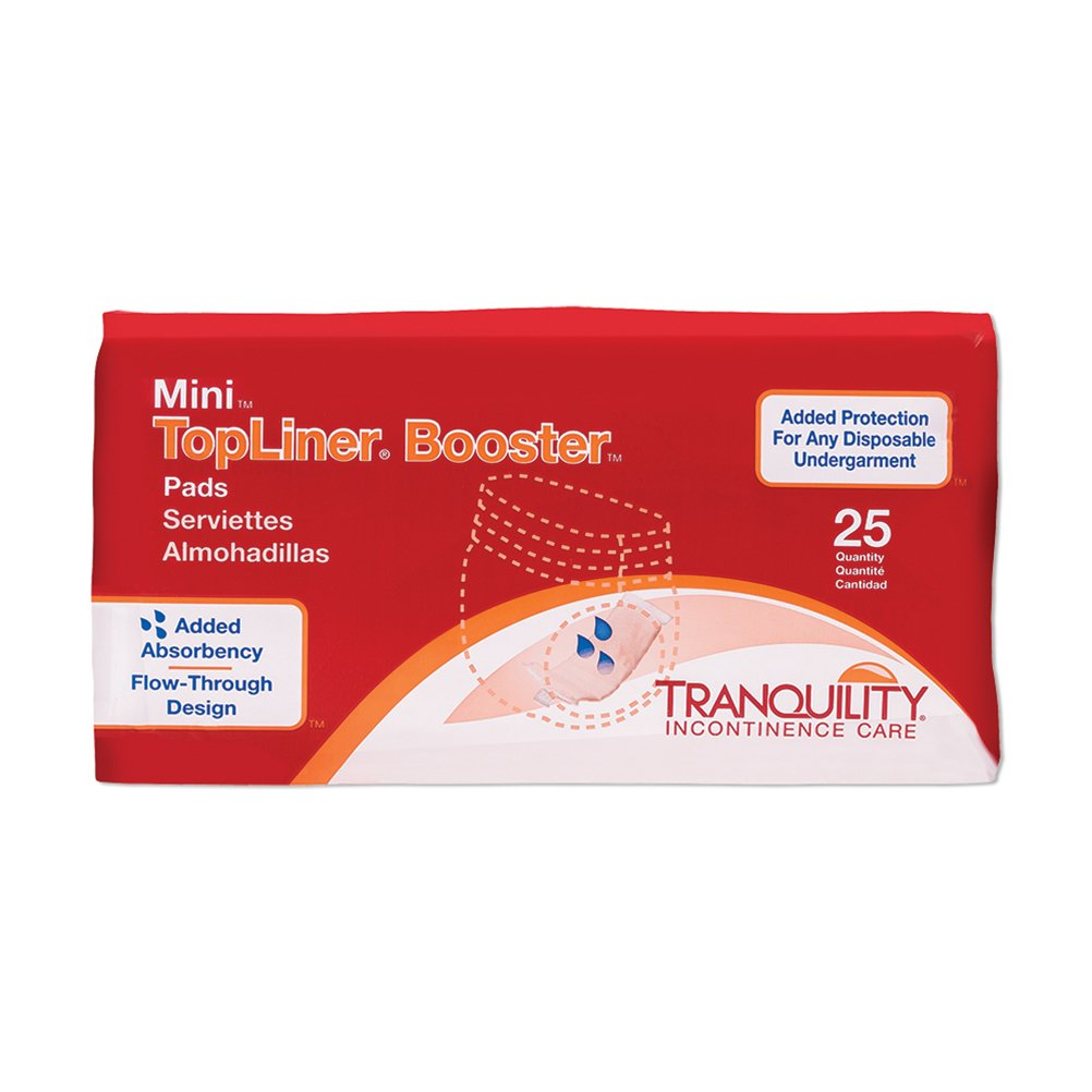 Amazon.com: Tranquility TopLiner® Disposable Booster Pads - Mini (10.5