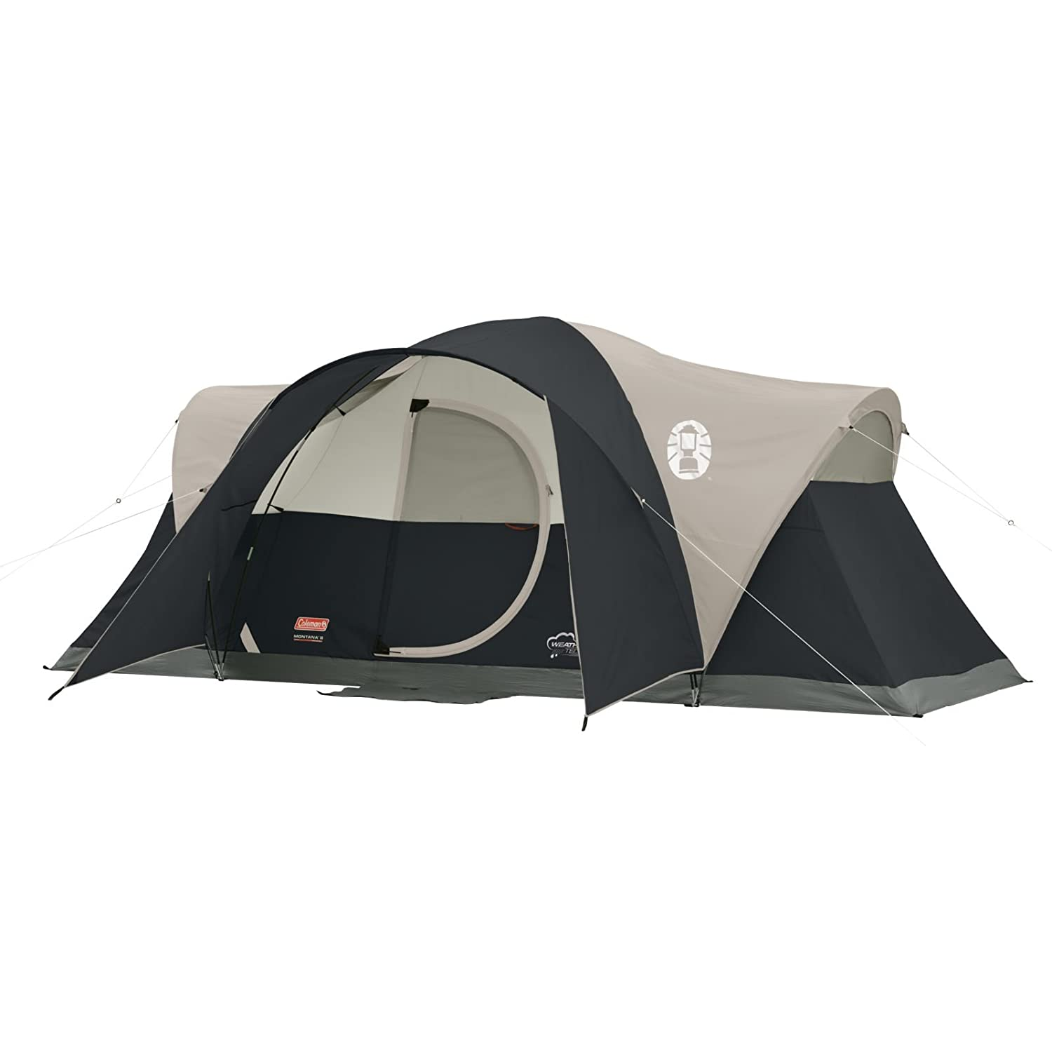 Coleman Montana 8-Person Tent  sc 1 st  Amazon.com & Family Camping Tents | Amazon.com