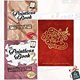 Alfie Deyes Collection 3 Books Bundle With Gift Journal (The Pointless Book, The Pointless Book 2, The Scrapbook of My Life)