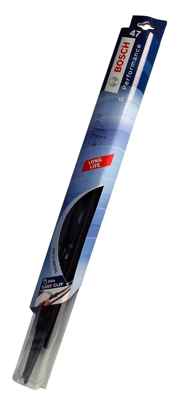 Bosch 646947 - Limpiaparabrisas para Citroen C2 y C3 (2 unidades): Amazon.es: Coche y moto