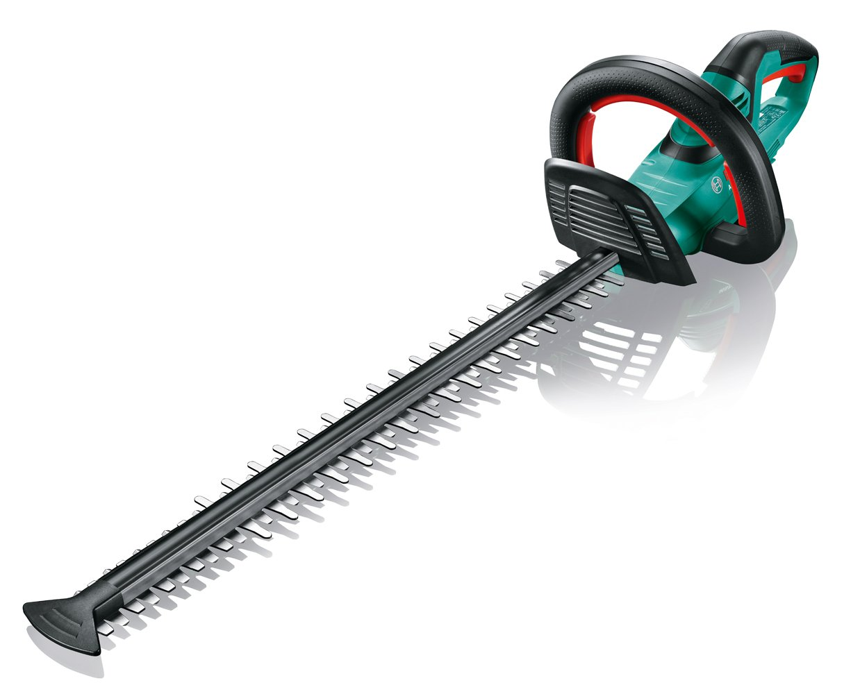 Bosch AHS 55-20 LI Cordless Hedge Cutter Without Battery and Charger, 550 mm Blade Length, 20 mm Tooth Opening 0600849G02