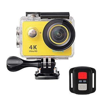 Eken h9r deportes cámara de acción 4 K Ultra HD 2,4 G mando ...