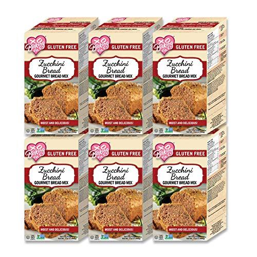 - XO Baking Gourmet Zucchini Bread Mix (Case of 6)