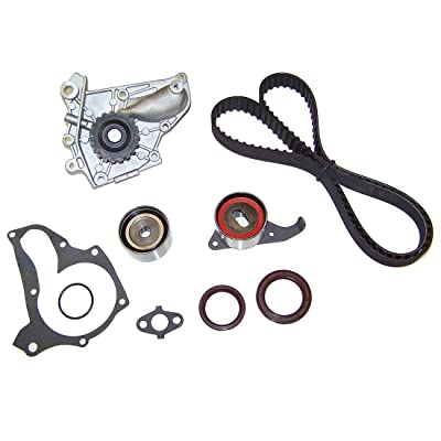 DNJ TBK906WP Timing Belt Kit with Water Pump for 1983-1986 / Toyota/Camry, Celica / 2.0L / SOHC / L4 / 8V / 1995cc, 1998cc / 2SELC: Automotive