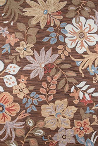 Momeni Rugs Summit Collection, Hand Knotted Transitional Area Rug, 3 6 x 5 6 , Brown