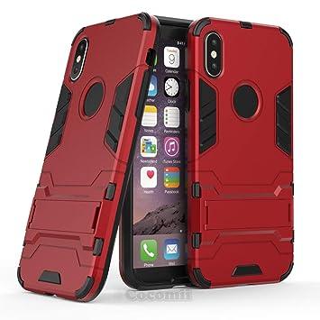 coque iphone xs iron man