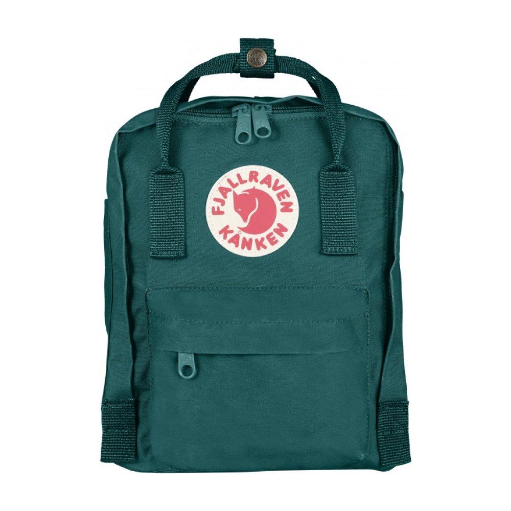 (フェールラーベン) FJALL RAVEN カンケン バッグ 7L カンケン ミニ リュック kanken mini bag バックパック リュック レディース ナップサック 通学 子供用 キッズ ナップサック 7L [並行輸入品] B01K4BRTGM OCEAN.GREEN OCEAN.GREEN