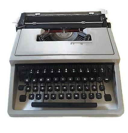 Maquina de escribir olivetti Dora vintage