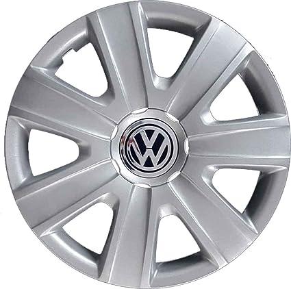 """Juego de 4 tapacubos para llanta de 14"""" (35,5 cm) para Volkswagen ..."""
